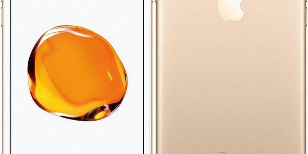 Mobilní telefon Apple iPhone 7 Plus 128 GB - Gold (MN4Q2CN/A)