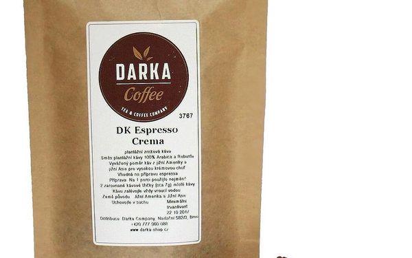 DK Blend Coffee Familly - zrnková | Velikost: 250 g2