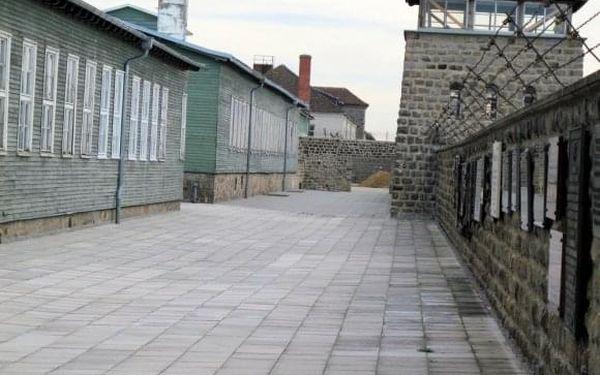 Rakouský koncentrační tábor Mauthausen a město Linz, výlet z Prahy a jiných pro 1 osobu 12. 10. 20192