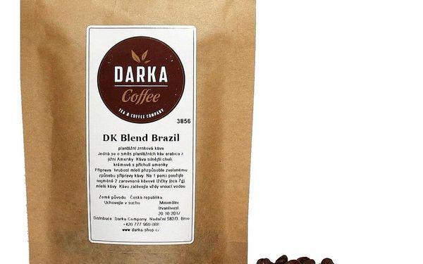 DK Blend Coffee Familly - zrnková | Velikost: 250 g3