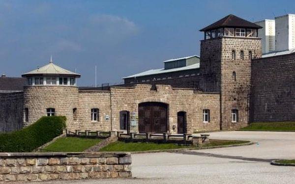 Rakouský koncentrační tábor Mauthausen a město Linz, výlet z Prahy a jiných pro 1 osobu 12. 10. 20193