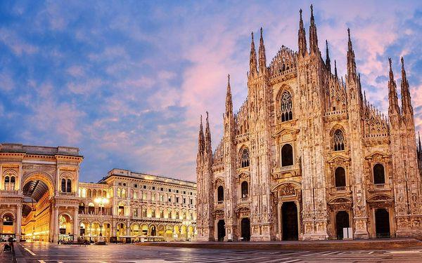 Italský advent: autobusem do Verony a Milána