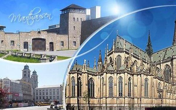 Rakouský koncentrační tábor Mauthausen a město Linz, výlet z Prahy a jiných pro 1 osobu 12. 10. 20194