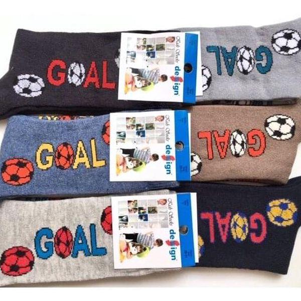 Ponožky pro miminka - 6 párů   Velikost: 17-19   Světle růžová5