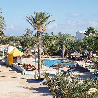 Tunisko - Djerba na 8 dní, all inclusive s dopravou letecky z Brna nebo Prahy