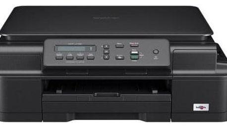 Tiskárna multifunkční Brother DCP-J105, INK Benefit černá (DCPJ105YJ1)