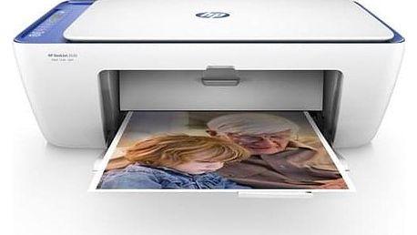 HP DeskJet 2630 All-in-One bílá/modrá (V1N03B#BHE)