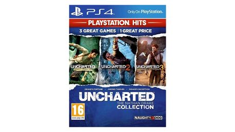 Sony PlayStation 4 Uncharted The Nathan Drake Collection PS HITS (PS719711414)