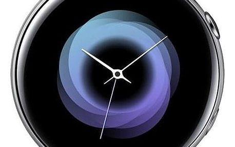 Samsung Galaxy Watch Active stříbrná (SM-R500NZSAXEZ)