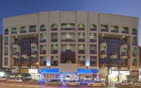 Spojené arabské emiráty - Dubai na 4 až 5 dní, polopenze nebo snídaně s dopravou letecky z Prahy