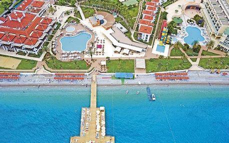 Turecko - Kemer letecky na 4-10 dnů, all inclusive