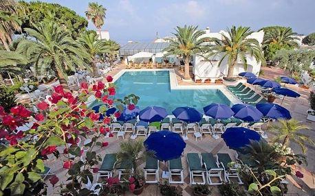 Itálie - Ischia na 8 dní, polopenze s dopravou letecky z Krakowa