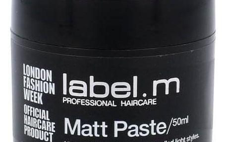 Label m Matt Paste 50 ml stylingová pasta pro rozcuchaný vzhled vlasů pro ženy