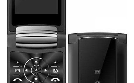 CUBE 1 VF400 Dual SIM černý (MTOSCUVF40050)