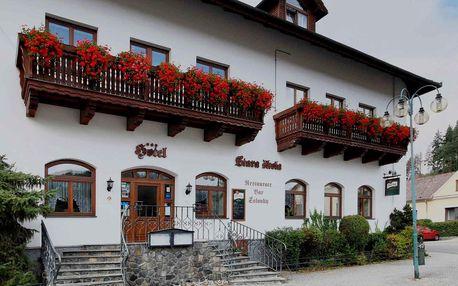 Hotel Stará Škola*** v Moravském krasu s polopenzí a wellness