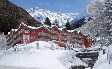 Itálie, Dolomiti Adamello Brenta, vlastní dopravou na 6 dní bez stravy