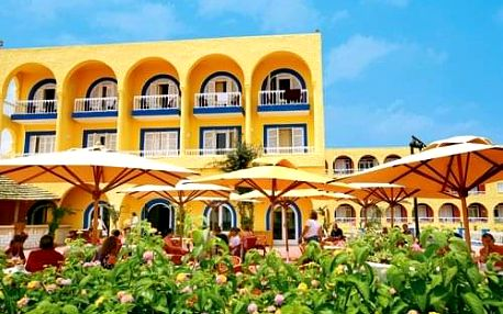 Tunisko - Hammamet na 8 až 12 dní, all inclusive s dopravou letecky z Prahy nebo Brna