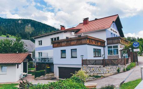 Rakousko - Stuhleck: Stuhleck Pension s'Platzl