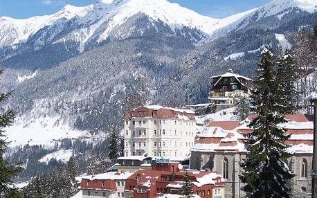Rakousko, Salzbursko, vlastní dopravou na 8 dní polopenze