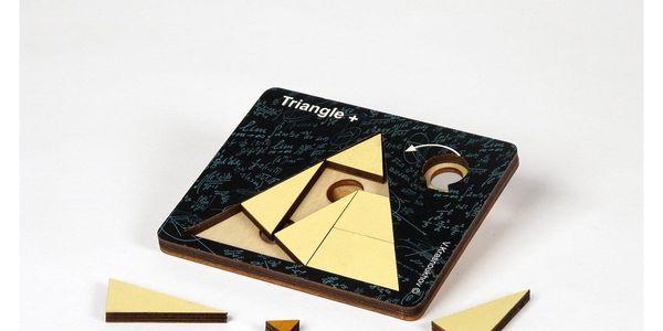 Triangle +3