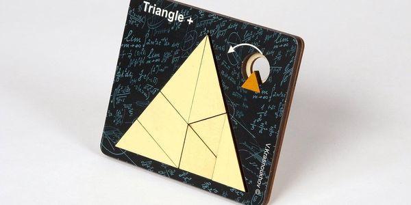 Triangle +4