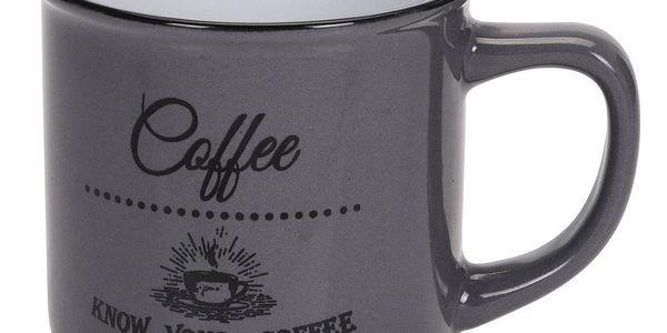 Sada kameninových hrnků Coffee 330 ml, 3 ks2