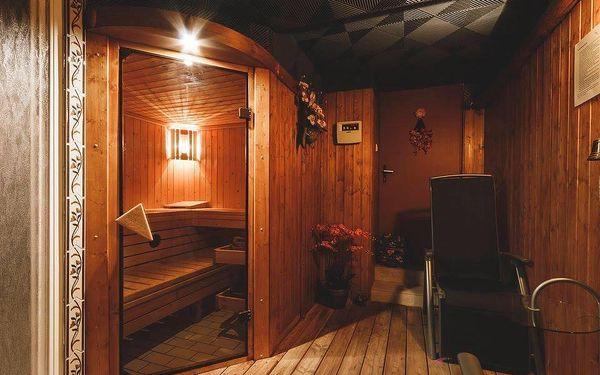60minutová masáž dle výběru + sauna2
