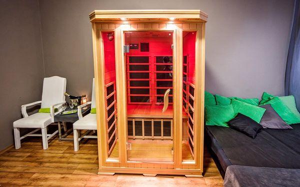 Vířivka a sauna, 60 minut2