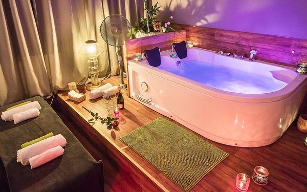 Vířivka a sauna, 60 minut3