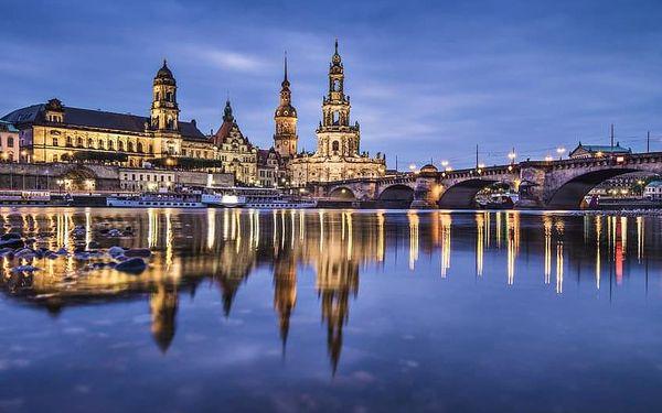 Adventní Drážďany - vánoční trhy na 1denním výletě z Prahy