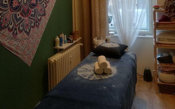 Klasická relaxační masáž zad a šíje (30 minut)5