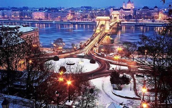 Maďarsko, Budapešť, autobusem na 1 den