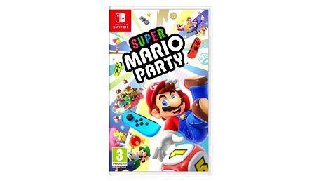 Nintendo SWITCH Super Mario Party (NSS672)