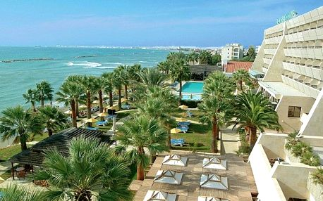 Kypr - Larnaca letecky na 8-12 dnů