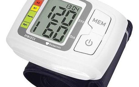 Tlakoměr na zápěstí Homedics BPW-1005 bílý
