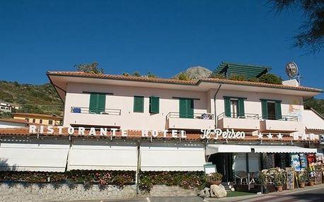 Itálie - Elba na 8 dní, snídaně s dopravou vlastní