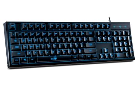 Klávesnice Genius GX Gaming Scorpion K6, CZ/SK černá (31310476103)