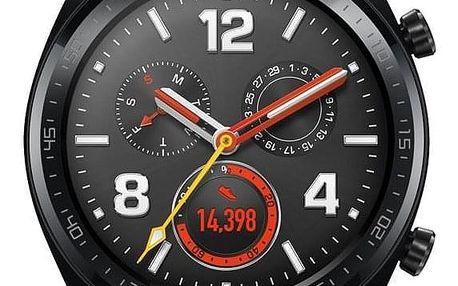 Huawei Watch GT Sport černé (55023259)