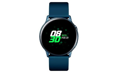 Samsung Galaxy Watch Active zelená (SM-R500NZGAXEZ)