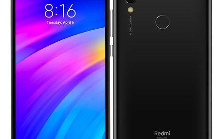 Mobilní telefon Xiaomi Redmi 7 32 GB Dual SIM černý (22367)