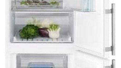 Chladnička s mrazničkou Electrolux EN3854NOW bílá