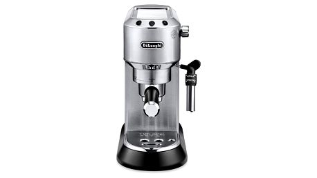 Espresso DeLonghi DEDICA EC 685.M stříbrné
