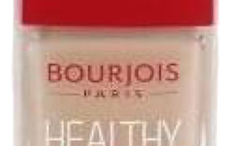 BOURJOIS Paris Healthy Mix Anti-Fatigue Foundation 30 ml rozjasňující makeup s výtažky z ovoce pro ženy 51 Light Vanilla