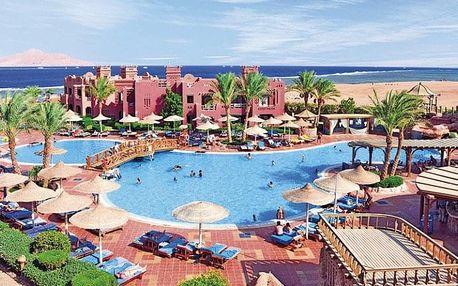 Egypt - Sharm el Sheikh letecky na 8 dnů, all inclusive