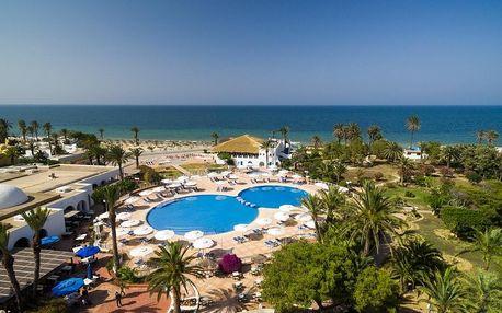 Tunisko - Monastir na 6 až 15 dní, all inclusive s dopravou letecky z Prahy nebo Brna