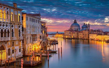 Předvánoční Benátky: Ponte di Rialto i sv. Marek
