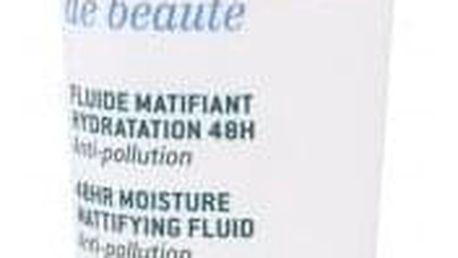 NUXE Creme Fraiche de Beauté 48HR Moisture Mattifying Fluid 50 ml hydratační zmatňující fluid pro ženy