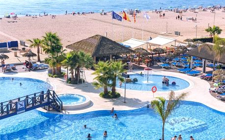 Španělsko - Costa Brava letecky na 8-9 dnů, polopenze