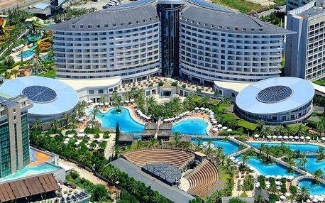 Turecko - Antalya letecky na 7-8 dnů, all inclusive