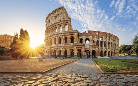 Itálie - Florencie letecky na 5 dnů, snídaně v ceně